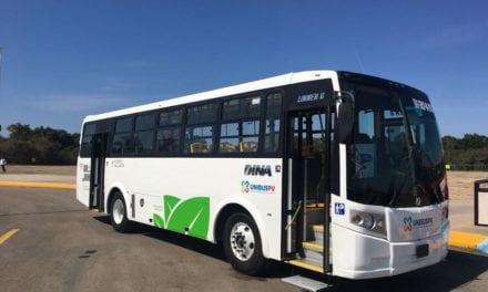 Autobuses Linner G corren en Puerto Vallarta