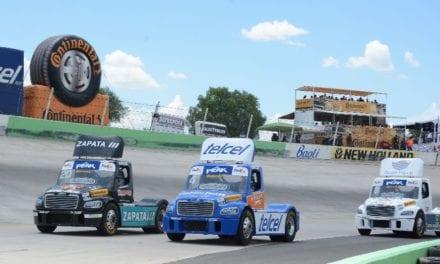 Listo el autódromo de Pachuca para la NASCAR PEAK México Series