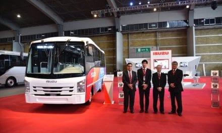 También en buses, sobresale la calidad Isuzu