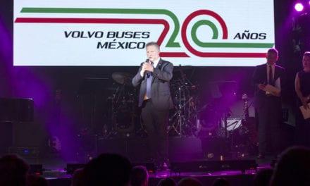 Preparados para transformación del transporte: Volvo Buses