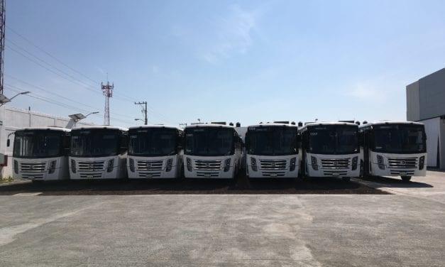 ACNA arranca el 2018 con unidades nuevas Volksbus