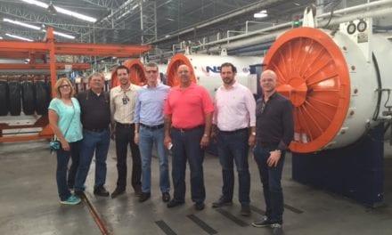 Socios de Vipal visitan fábricas en Brasil