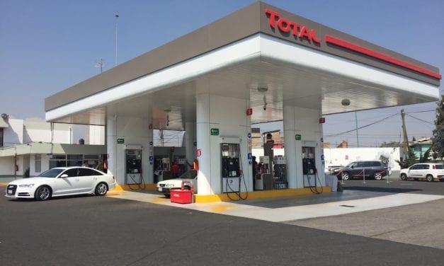 Total avanza a su meta de 250 gasolineras en México