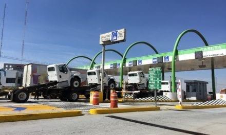 Venta de camiones cae 5.1% en mayo: ANPACT