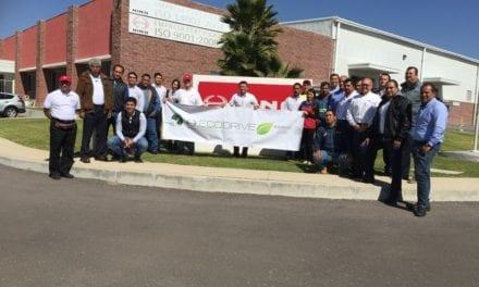 3,000 empresas capacitadas con el curso EcoDrive de Hino