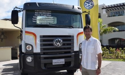 Brilla la tecnología de VW Camiones y Autobuses