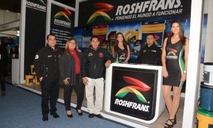Suma Roshfrans su experiencia al mercado de energía