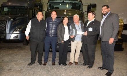 9 unidades Volvo y 1 Anthem entrega Camionera Diesel de Cuautitlán