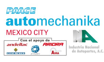 Destacan trascendencia de INA PAACE Automechanika México