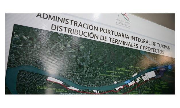 Planean cinco terminales en el puerto de Veracruz