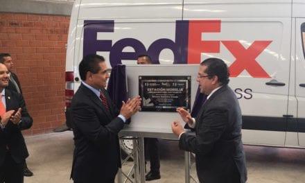 Inaugura FedEx estación operativa en Morelia