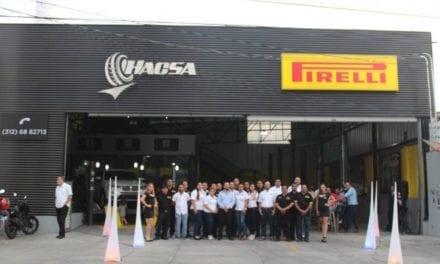 Inaugura Pirelli centro de servicio en Colima
