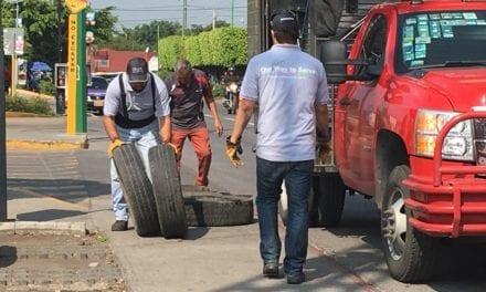 Produce Bridgestone 19,055 neumáticos por día en Morelos