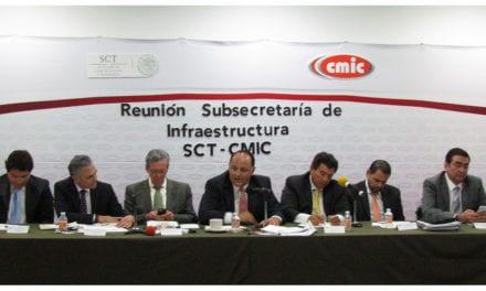 STC y CMIC se unen para cumplir proyectos carreteros