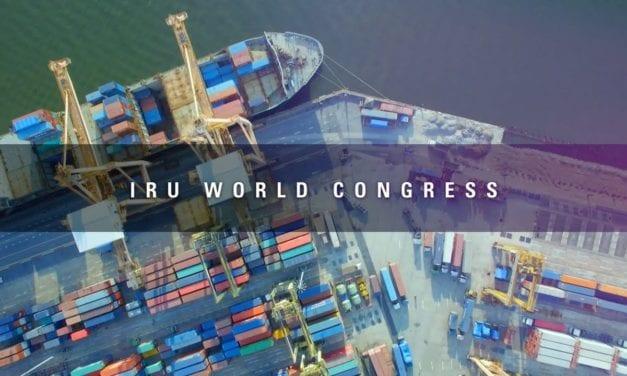 Prepara IRU su World Congress 2018