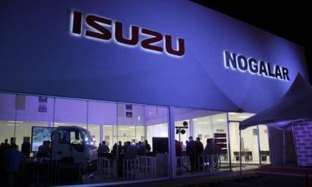 Ahora Isuzu está en San Nicolás de los Garza, NL