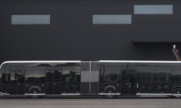 Irizar está preparada para la electromovilidad en Europa
