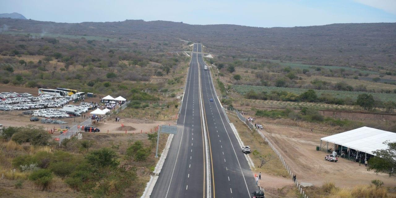 En operación autopista Jala-Compostela y Ramal-Compostela