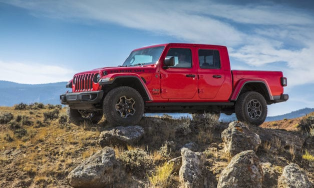 Jeep Gladiator, la pickup mediana más capaz de la historia