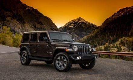 Devela Jeep el nuevo Wrangler 2018