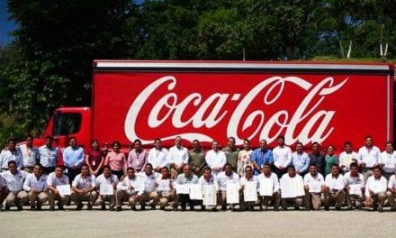 Es certificada Coca-Cola FEMSA como Industria Limpia