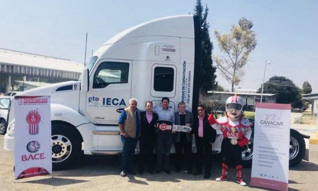 Un T680 más para IECA Guanajuato