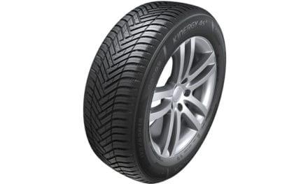 Kinergy 4S², un neumático para todas las estaciones del año