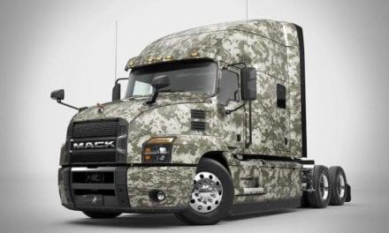 Con un Mack Anthem buscan atraer operadores