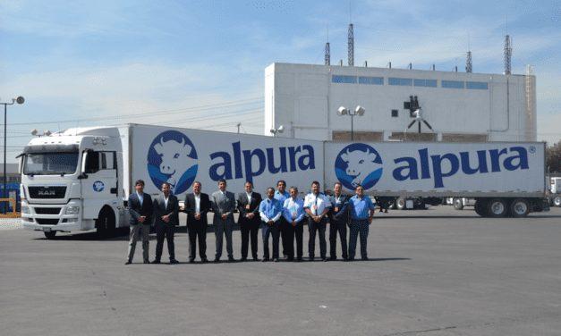 Grupo Alpura pone a prueba un MAN TGX 26.480