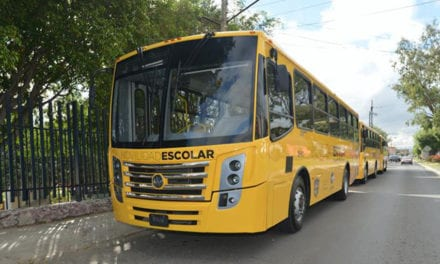 10 Volksbus VW al transporte escolar en Querétaro