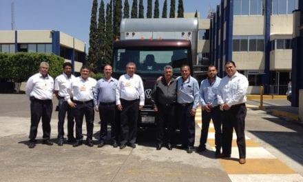 Conquista la familia Delivery a transportistas