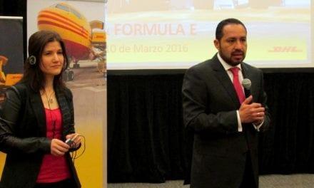 DHL trae la Fórmula E a México