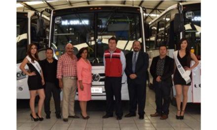 15 autobuses VW 8.150 FEB para la Línea Mexiquense