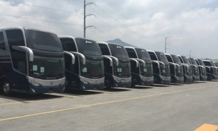 Entregará Marcopolo 1,085 unidades a IAMSA
