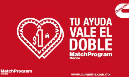 Cummins inicia con el programa Match 2016