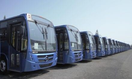 20 autobuses Mercedes-Benz para Turística Sureña