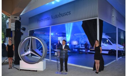 Taller móvil, una solución Postventa de Mercedes-Benz Autobuses