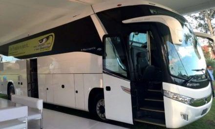 Apoya Mercedes-Benz Autobuses la movilidad turística del país