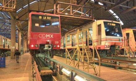 Reincorpora el Metro cuatro trenes rehabilitados