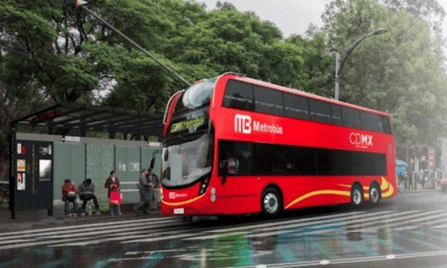 Reconocen ONGs beneficios de la L7 del Metrobús