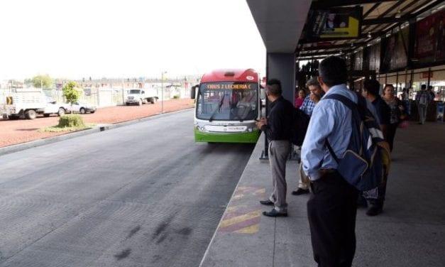 Transportan Mexibús y Mexicable 300,000 usuarios al día