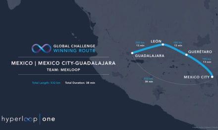 Proyectan movilidad de alta velocidad con Mexloop