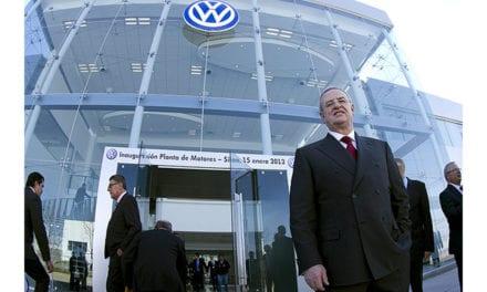 Renuncia el presidente de Volkswagen AG