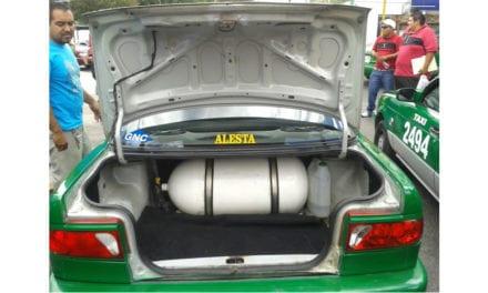 Convertirá Fenosa 1,000 taxis a gas en Monterrey