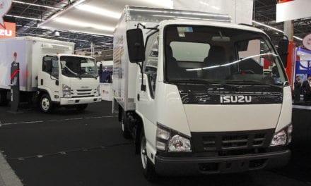 Comercializa Isuzu el camión número 40,000 en México