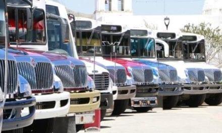 Ponen en marcha 50 autobuses en Chihuahua
