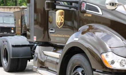 Suma UPS más de 700 camiones GNV