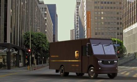 UPS desarrolla y prueba vehículo eléctrico en EU