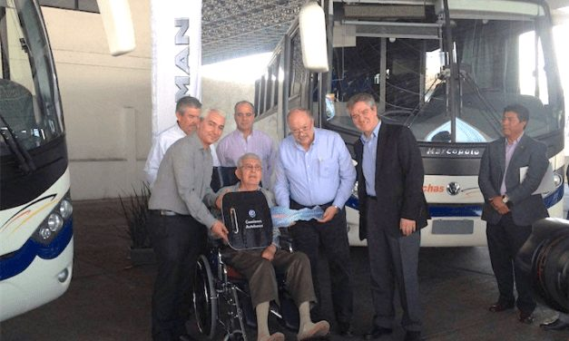 20 unidades VW para Autobuses Purhépechas