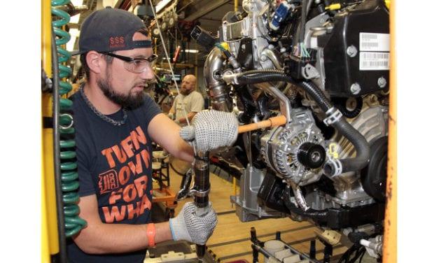 Planta de motores Dundee de FCA obtiene nivel plata de manufactura